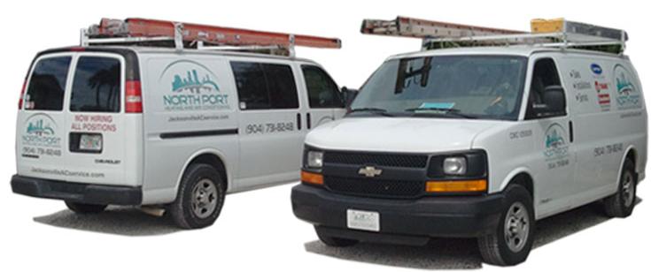Northport Service Trucks